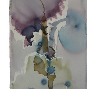 Primrose Lake Sand Paintings No.8